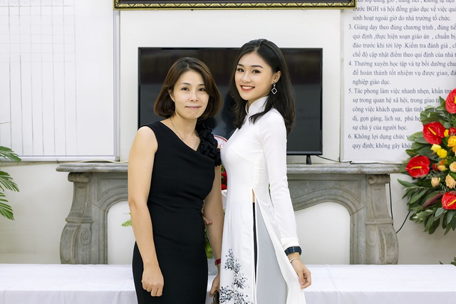 Nữ đại sứ xinh đẹp, thích làm thiện nguyện trường THPT Trần Phú - 9