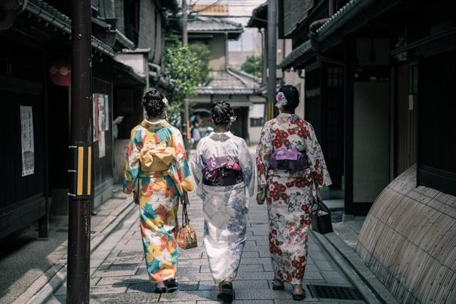 """""""Giải mã"""" các loại thắt lưng đặc biệt (obi) dành cho kimono - 1"""