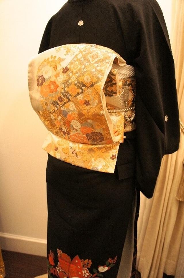 """""""Giải mã"""" các loại thắt lưng đặc biệt (obi) dành cho kimono - 2"""