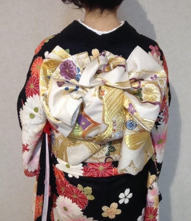 """""""Giải mã"""" các loại thắt lưng đặc biệt (obi) dành cho kimono - 4"""