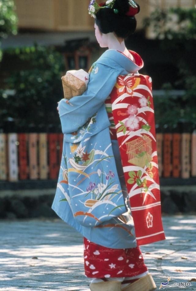 """""""Giải mã"""" các loại thắt lưng đặc biệt (obi) dành cho kimono - 5"""