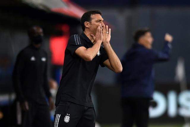 Messi không ghi bàn, Argentina vẫn dễ dàng đánh bại Peru - 3
