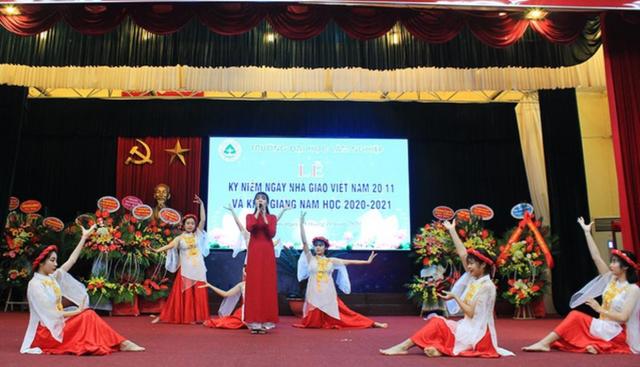 ĐH Lâm Nghiệp tri ân các thế hệ đã cống hiến cho ngành giáo dục, lâm nghiệp - 1