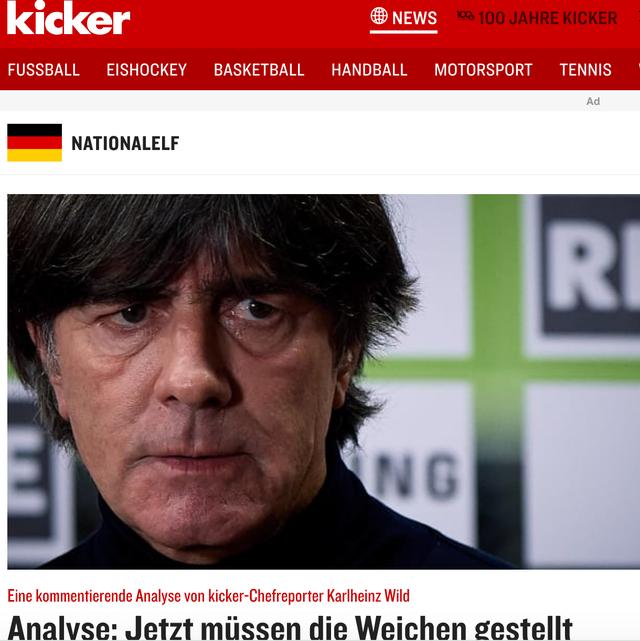 Báo chí thế giới sốc khi Đức thảm bại trước Tây Ban Nha - 1