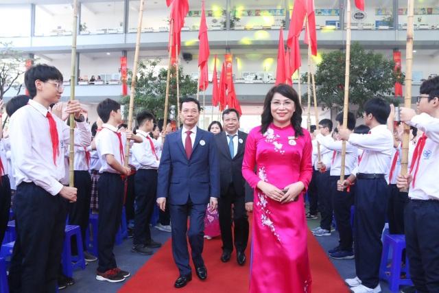 Trường THCS top đầu Hà Nội kỷ niệm 10 năm thành lập - 2