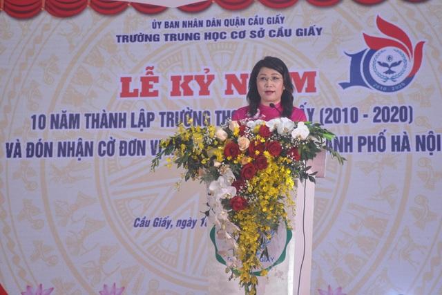 Trường THCS top đầu Hà Nội kỷ niệm 10 năm thành lập - 4