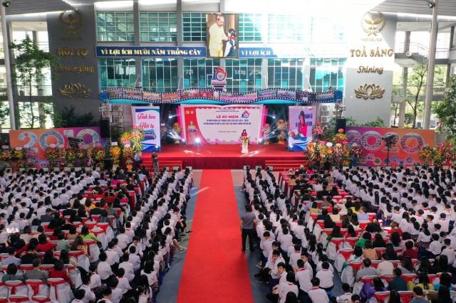 Trường THCS top đầu Hà Nội kỷ niệm 10 năm thành lập - 5