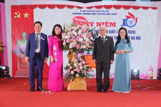 Trường THCS top đầu Hà Nội kỷ niệm 10 năm thành lập - 6