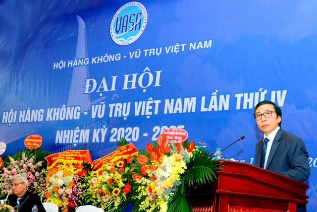 Hội Hàng không vũ trụ Việt Nam chắp cánh ước mơ cho thế hệ trí thức trẻ - 1