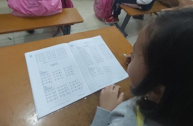 Sách giáo khoa lớp 1: Giáo viên vừa dạy vừa ghi nhật ký - 6