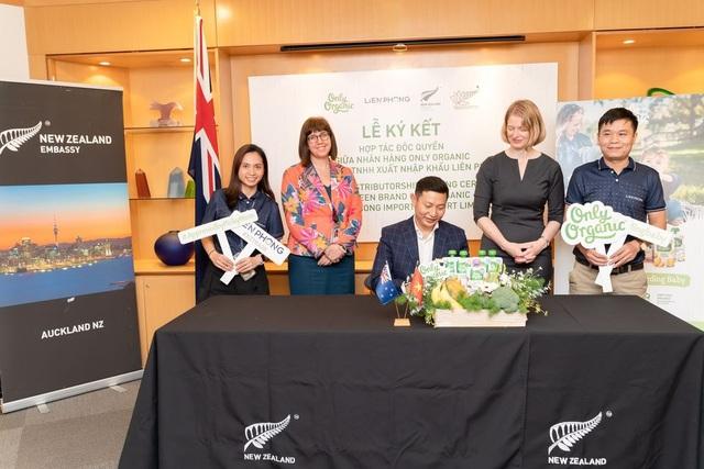 Đưa thương hiệu thực phẩm ăn dặm hữu cơ New Zealand về Việt Nam - 1