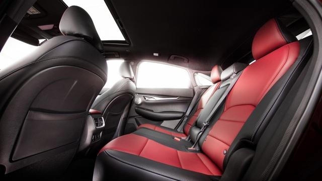 Infiniti QX55 có gì để cạnh tranh BMW X4 và Mercedes GLC Coupe? - 22