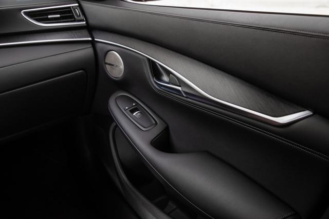Infiniti QX55 có gì để cạnh tranh BMW X4 và Mercedes GLC Coupe? - 21
