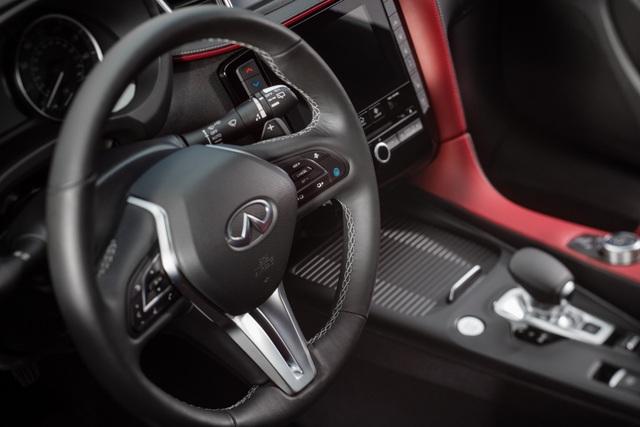 Infiniti QX55 có gì để cạnh tranh BMW X4 và Mercedes GLC Coupe? - 17