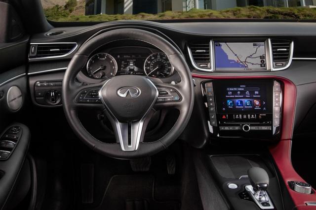 Infiniti QX55 có gì để cạnh tranh BMW X4 và Mercedes GLC Coupe? - 16