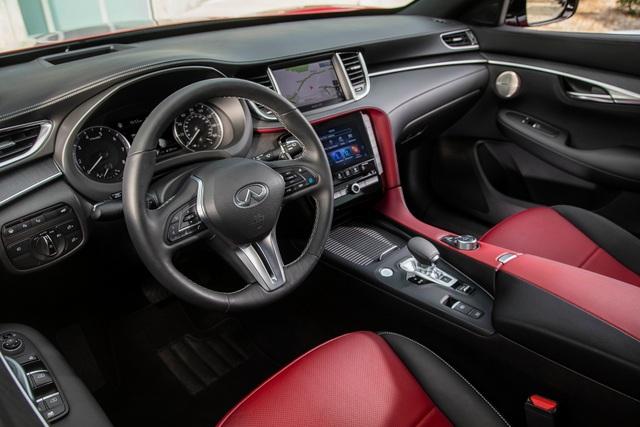 Infiniti QX55 có gì để cạnh tranh BMW X4 và Mercedes GLC Coupe? - 15