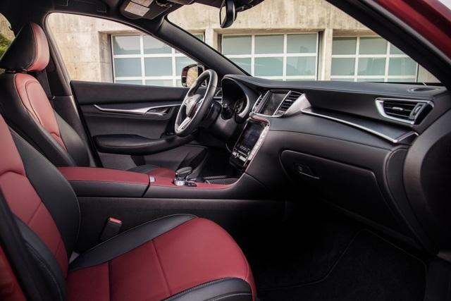Infiniti QX55 có gì để cạnh tranh BMW X4 và Mercedes GLC Coupe? - 20