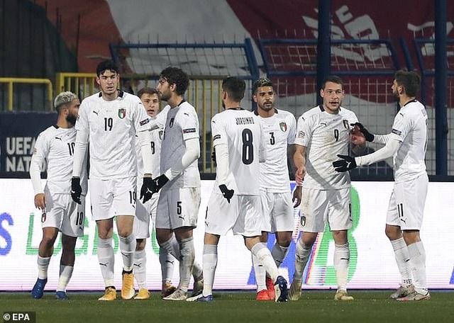 Italia vượt qua Hà Lan để giành vé vào bán kết UEFA Nations League - 2