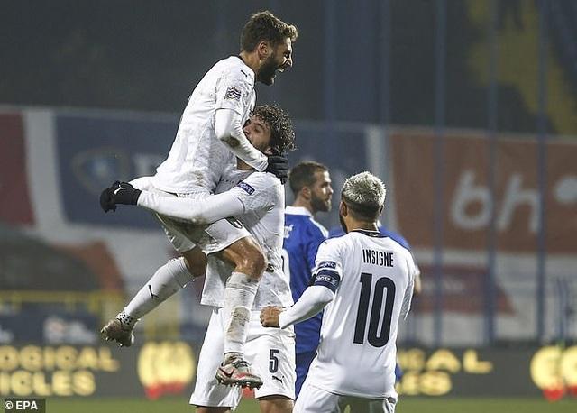 Italia vượt qua Hà Lan để giành vé vào bán kết UEFA Nations League - 1
