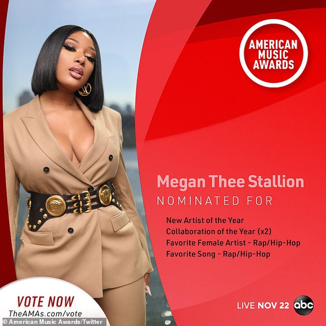 Hot girl Megan Thee Stallion đắt show quảng cáo - 6