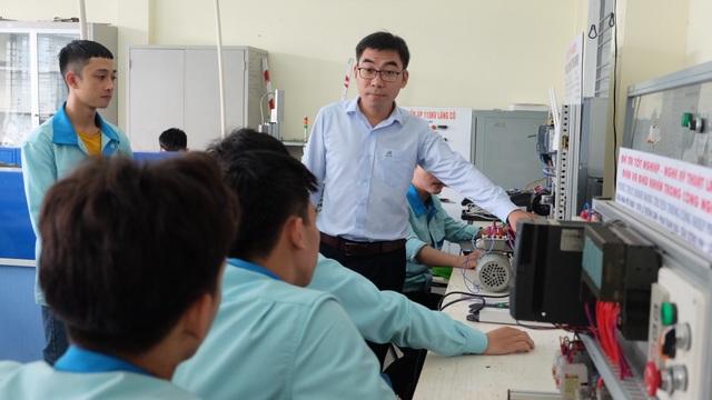 Thời 4.0, thầy giáo trường nghề không thể dạy với giáo trình bằng giấy - 3