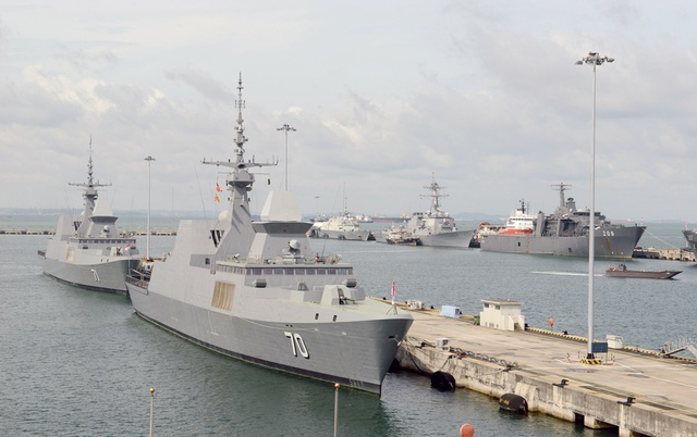 Chuyên gia lên tiếng chuyện Mỹ muốn lập hạm đội mới tại Singapore - 2