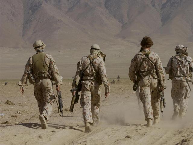 Đặc nhiệm Australia bị nghi giết tù nhân Afghanistan để huấn luyện tân binh - 1