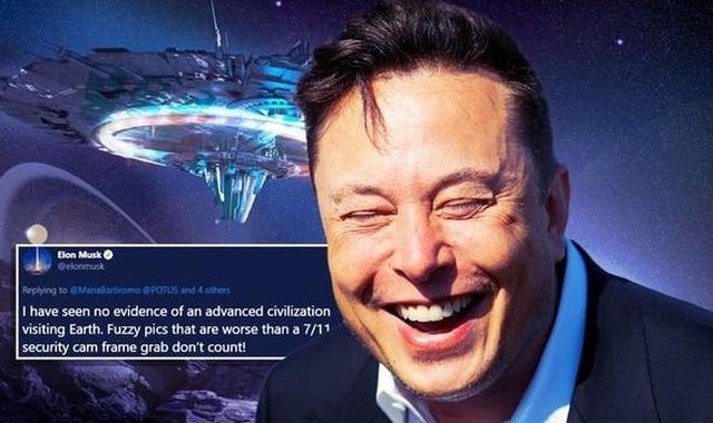 Elon Musk đã đập tan hi vọng về việc người ngoài hành tinh tới thăm Trái đất - 1