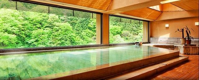 Khách sạn onsen lâu đời nhất thế giới ở Nhật Bản - 8