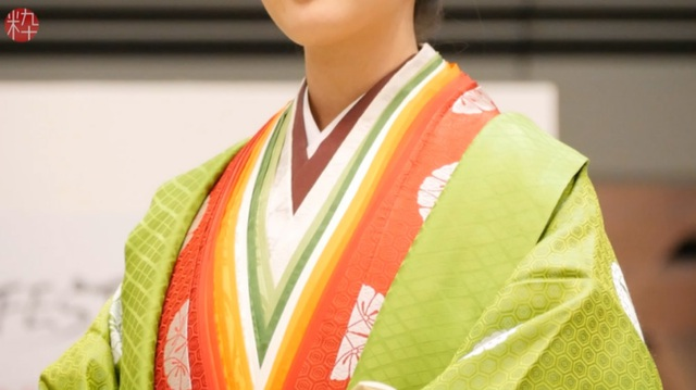Bộ kimono cổ đắt đỏ nhất Nhật Bản - 3