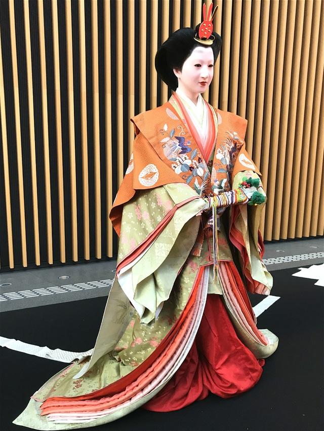 Bộ kimono cổ đắt đỏ nhất Nhật Bản - 7