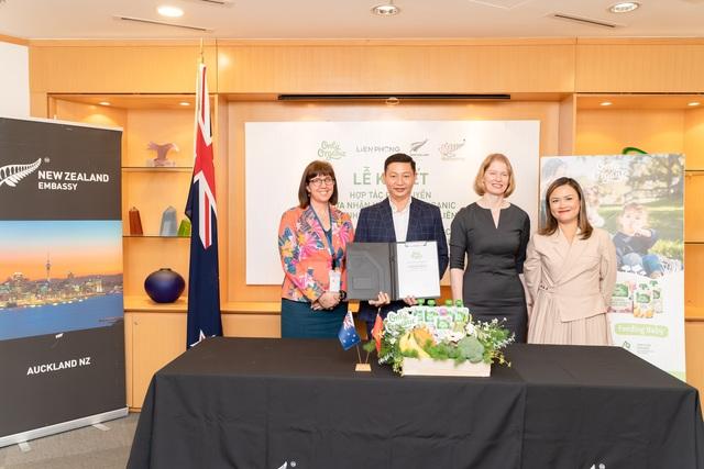 Đưa thương hiệu thực phẩm ăn dặm hữu cơ New Zealand về Việt Nam - 2