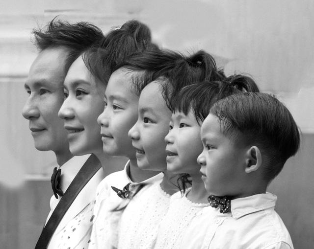 Vợ chồng Lý Hải - Minh Hà tung ảnh gia đình 6 thành viên sau 10 năm kết hôn - 4