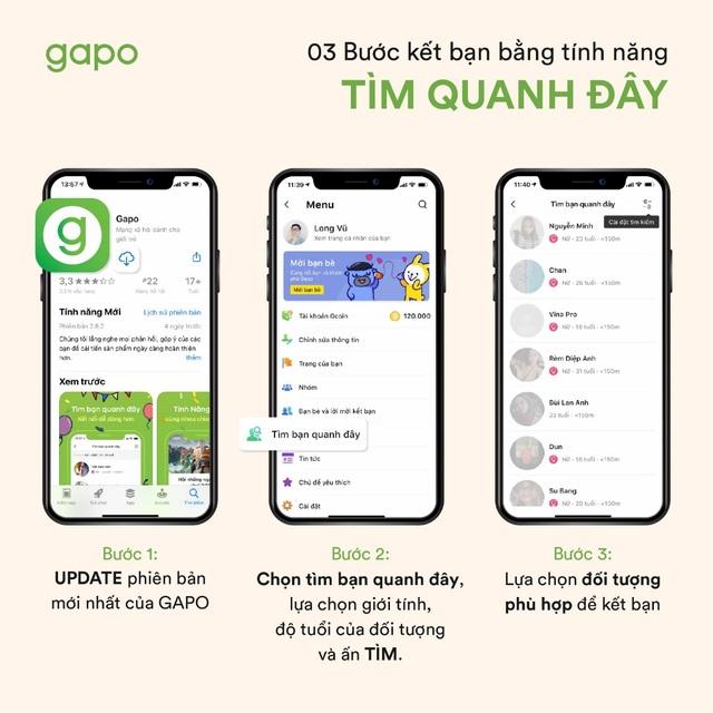 Mạng xã hội Gapo thu hút 6 triệu người dùng - 3