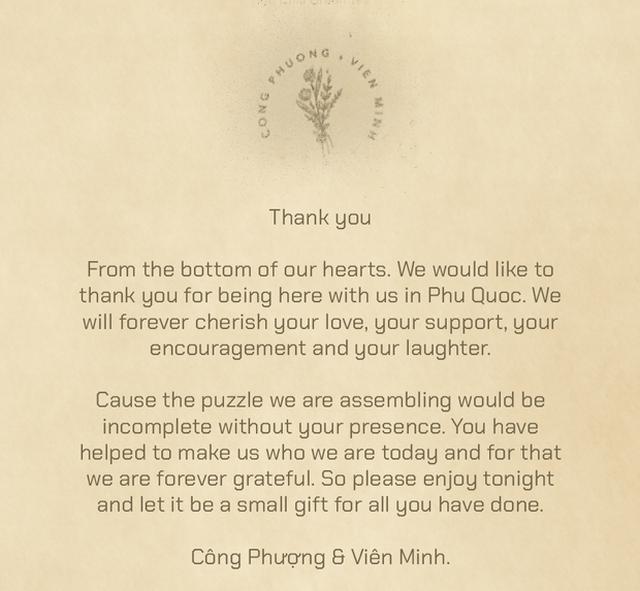 Công Phượng - Viên Minh viết thư tri ân những người bạn - 2