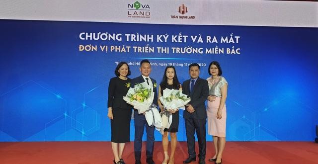 Toàn Thịnh Land và Novaland hợp tác phát triển thị trường miền Bắc - 3