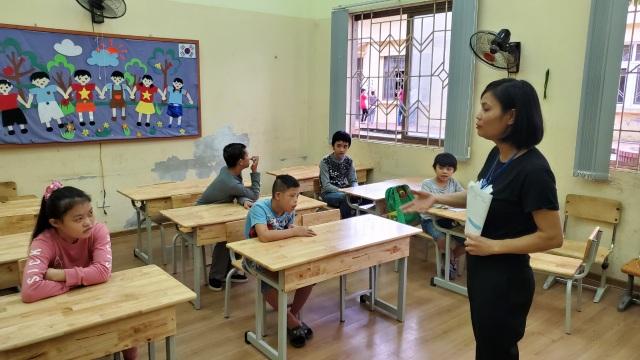 Bó hoa đẹp nhất của thầy cô là sự hoà nhập cộng đồng của trẻ khuyết tật - 2