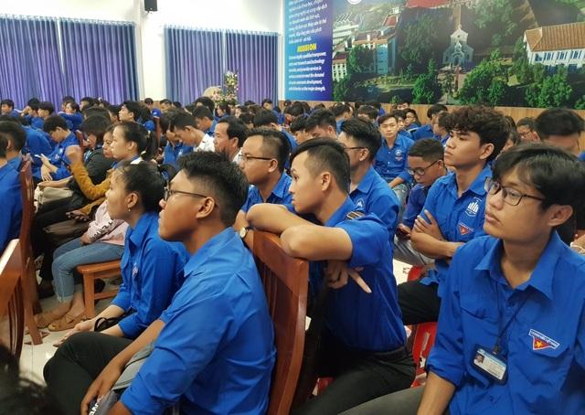 Khánh Hòa: 500 sinh viên thủy sản dự hội thảo hướng nghiệp việc làm - 2