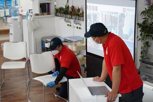 Nghề dọn dẹp, vệ sinh lên ngôi ở Nhật Bản nhờ… Covid-19 - 1