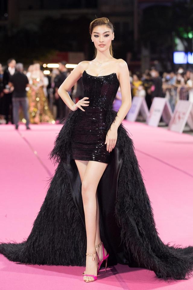 Dàn người đẹp rạng rỡ trên thảm đỏ Chung kết Hoa hậu Việt Nam 2020 - 5