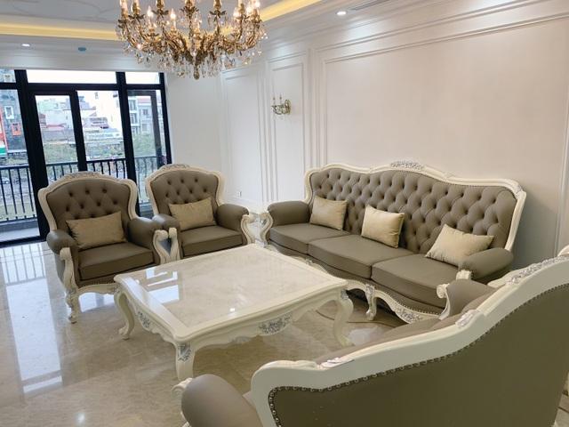 Không gian đẳng cấp hơn với sofa tân cổ điển - 3