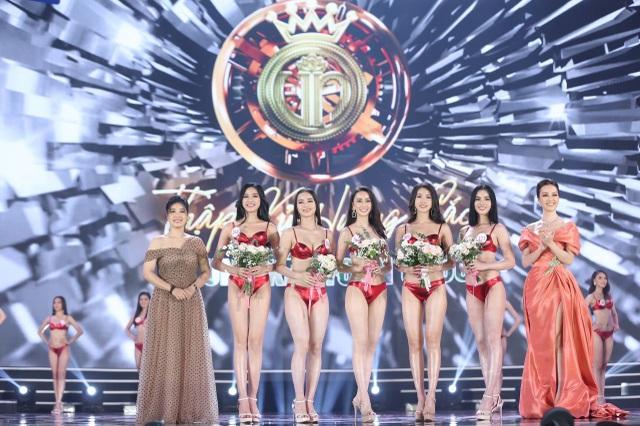 Đỗ Thị Hà giành vương miện Hoa hậu Việt Nam 2020 - 8