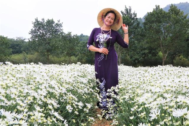 Vườn cúc họa mi nghìn người mê, đến chụp ảnh không muốn về ở Ninh Bình - 9