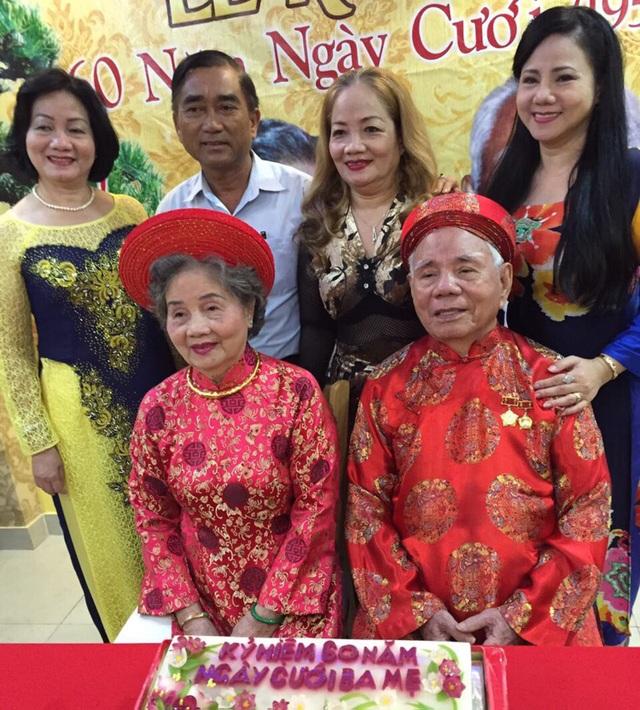 Ca sĩ Ngọc Ánh ngưỡng mộ cuộc hôn nhân 65 năm vẫn ngọt ngào của ba mẹ - 4