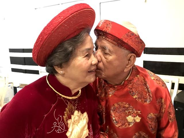 Ca sĩ Ngọc Ánh ngưỡng mộ cuộc hôn nhân 65 năm vẫn ngọt ngào của ba mẹ - 5