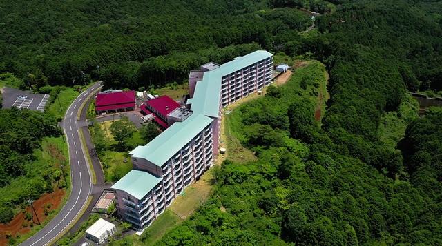"""Khách sạn """"all-suite"""" giữa rừng xanh - 2"""