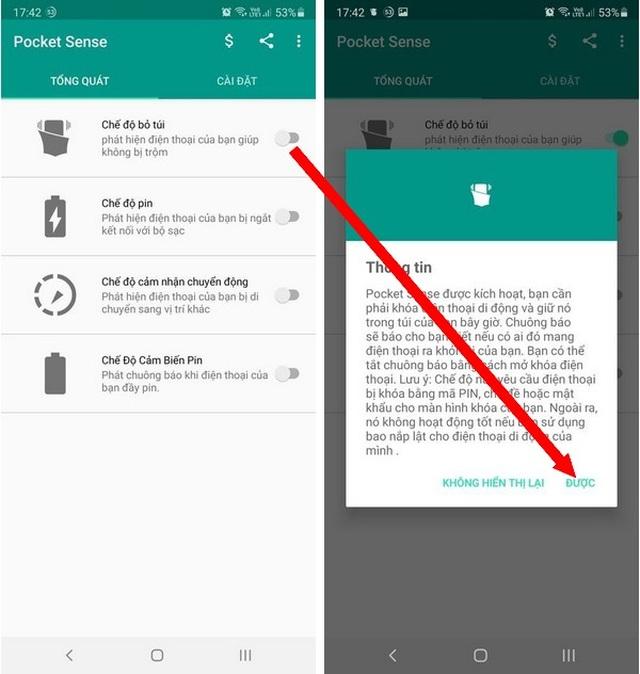 Tuyệt chiêu để smartphone phát chuông báo động khi bị lấy cắp hoặc móc túi - 1