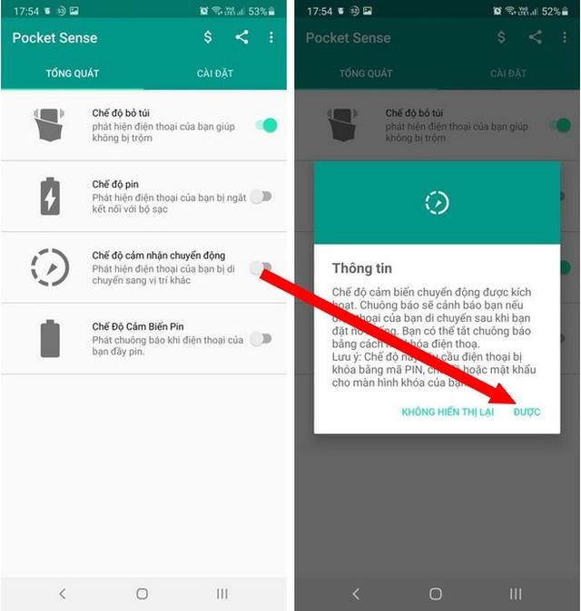 Tuyệt chiêu để smartphone phát chuông báo động khi bị lấy cắp hoặc móc túi - 3