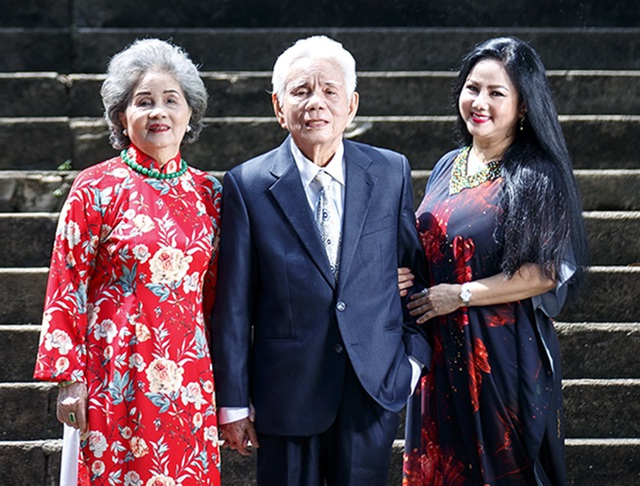 Ca sĩ Ngọc Ánh ngưỡng mộ cuộc hôn nhân 65 năm vẫn ngọt ngào của ba mẹ - 1