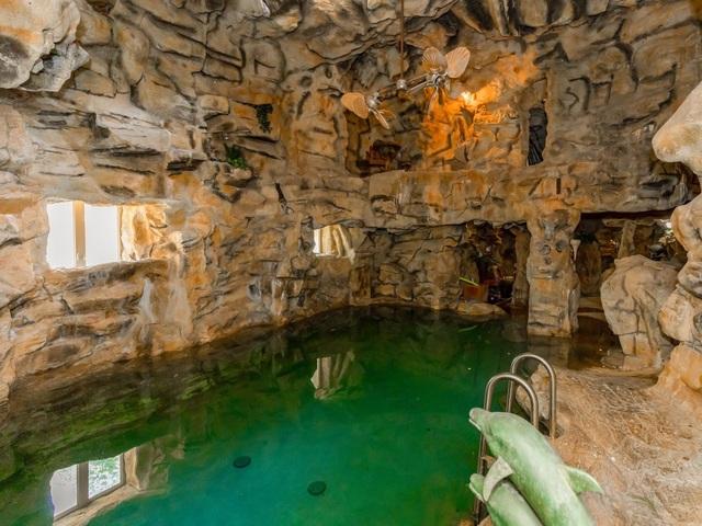 Đường hầm bí mật dưới nước trong biệt thự triệu đô đắt đỏ ở Mỹ - 10
